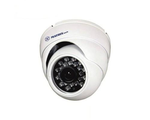 Купольная камера MATRIX MT-DG4.0AHD20