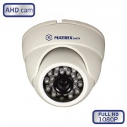 Купольная Full HD мультигибридная камера DW1080AHD20XH (2,8мм)