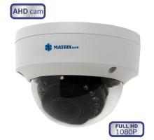 Мультигибридная камера MATRIX MT-DW1080AHD20VXF