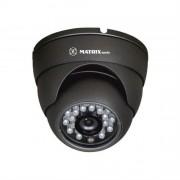 Купольная антивандальная камера видеонаблюдения MATRIX MT-DG720AHD20