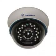 Купольная внутренняя камера видеонаблюдения MATRIX MT-DW1080AHD20VS