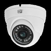 Купольная видеокамера ST-4003 2,8mm (соответствует 112° по горизонтали)