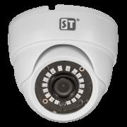 Купольная внутренняя камера  видеонаблюдения ST-4024