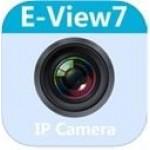 Инструкция по настройке приложения E-View7 для IP камеры