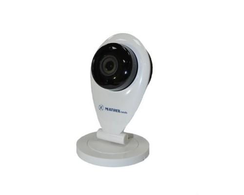 Компактная камера видео наблюдения MATRIX MT-F720IP8 Wi-Fi