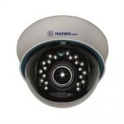 Купольная внутренняя IP камера видеонаблюдения MATRIX MT-DW1080IP20VS DC audio