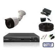 Комплект уличного видеонаблюдения на 1 камеру FULL HD