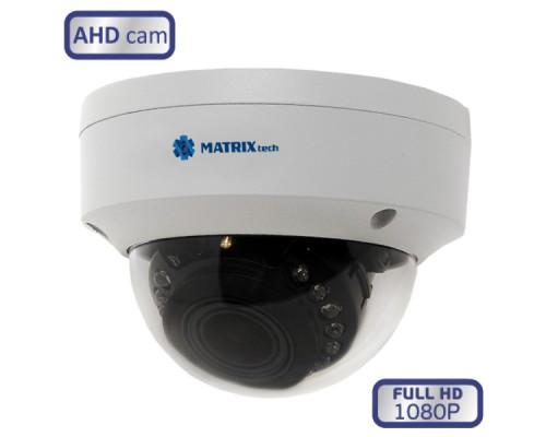 Купольная камера MATRIX MT-DW1080AHD20VS