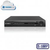 IP видеорегистратор 16-ти канальный MATRIX M-16IP5.0MP H.265